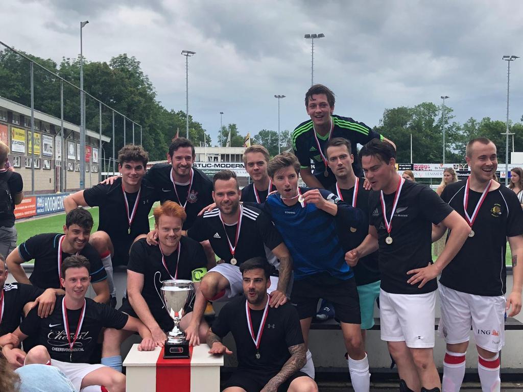 Foreholte Cup beslist door eindoverwinning Zondag 7