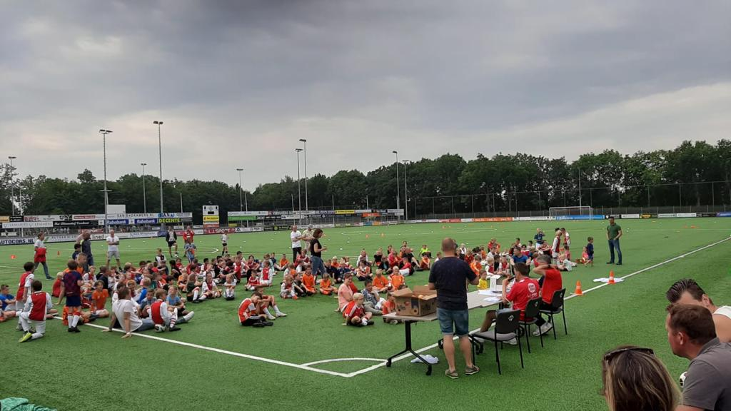 Oranjefestival Foreholte groot succes!