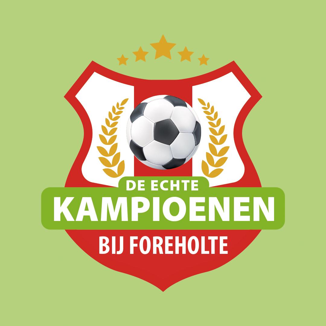 'De Echte Kampioenen' - Interview met de Veldenploeg