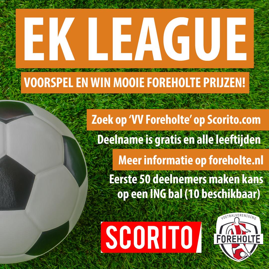 Marcel van Gemert wint Foreholte EK poule